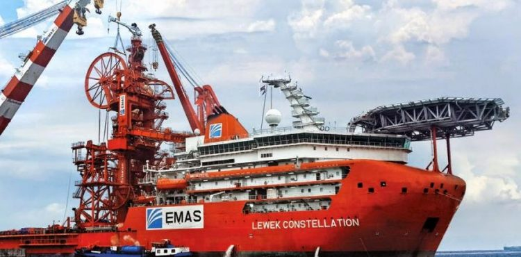 6-Year Saudi Offshore Contract Awarded to Ezra Holdings