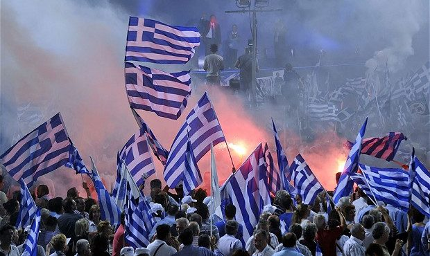 Russia May Bailout Greece on Energy Needs