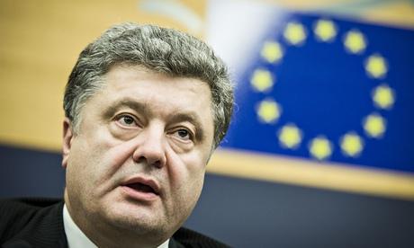 Ukraine President Says Russian Gas to EU via Ukraine Has No Alternative