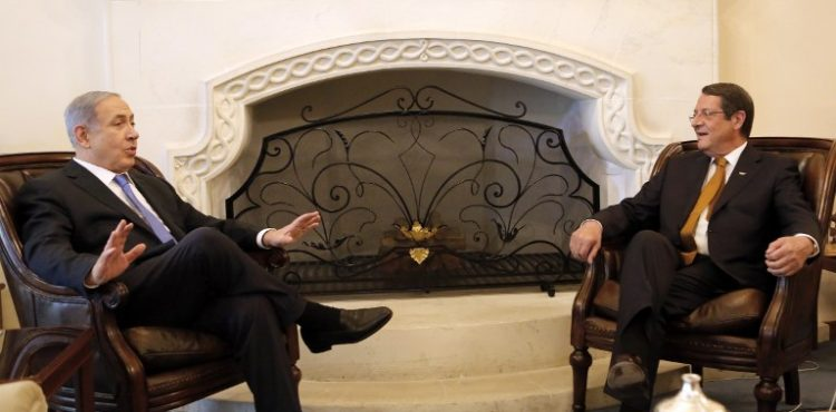 Israel and Cyprus Pursue Hydrocarbons for Peace