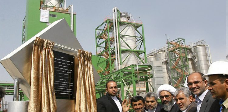 Competition Stiffens Over Post-Sanction Iran PetroChems