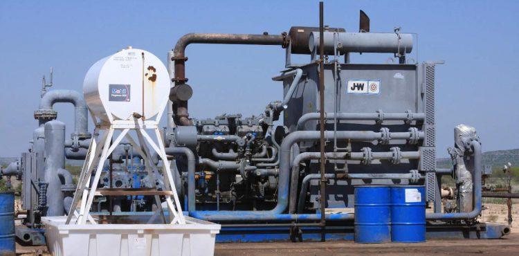 Abu Qir Petroleum Installed New Gas Compressor