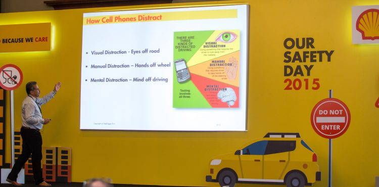 SHELL COMPANIES IN EGYPT CELEBRATE SAFETY DAY