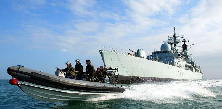 Bahrani Company to Repair British Fleet in Gulf