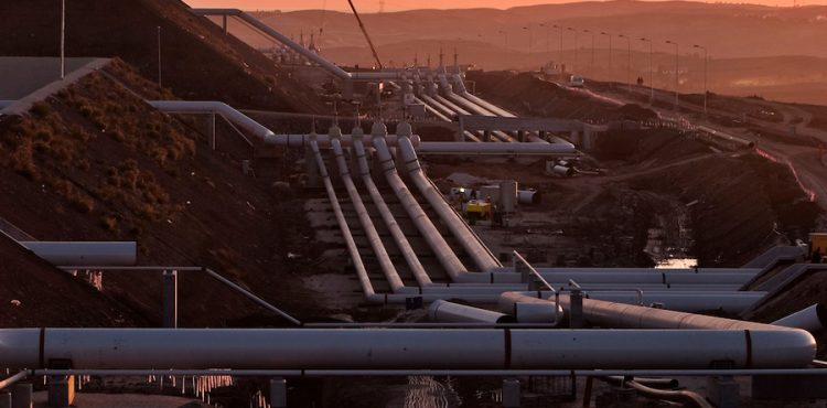 Explosion Reported from Iran/Turkey Pipeline