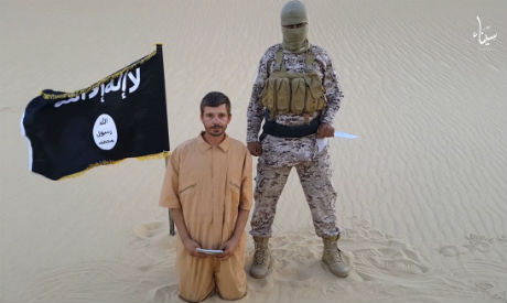 Oil Expat Kidnapped by IS from Cairo