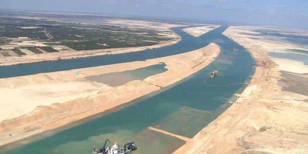 Suez Canal Authorities Set New Fares for VLCCs