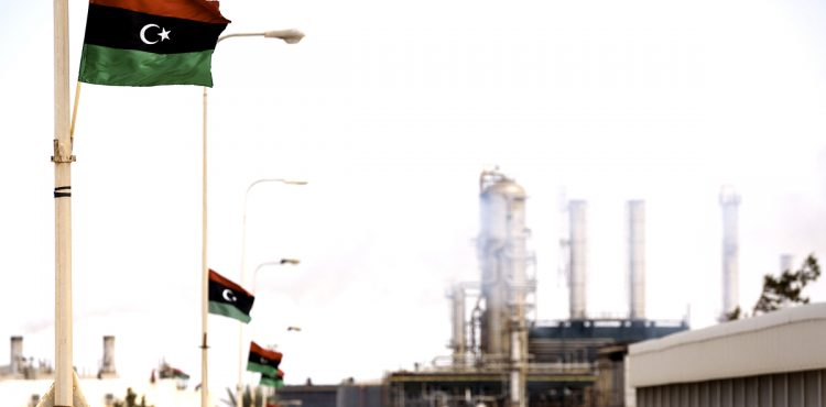Militia Group Attacks Near Libyan Oil Facilities