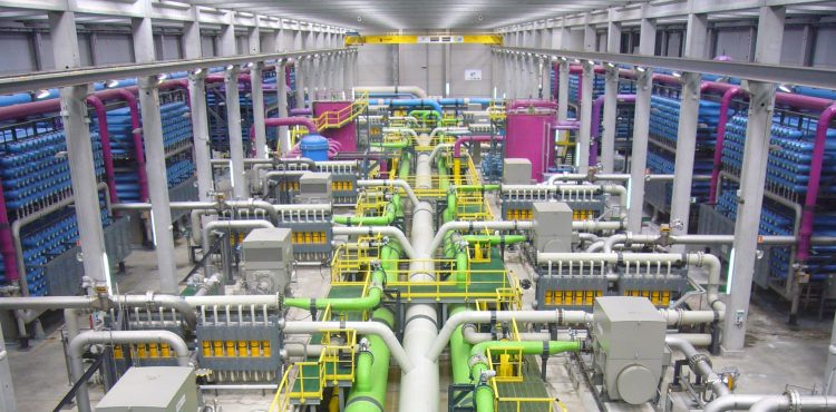 Energy Recovery Awarded $3.3 million for Egypt Desalination Project