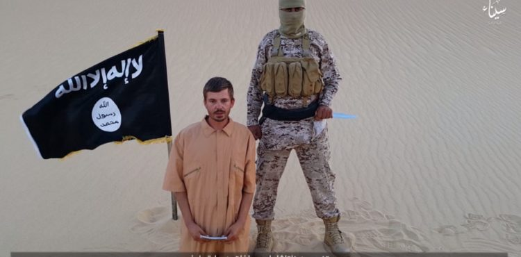 Croatian Oil Services Worker Reportedly Beheaded By ISIS
