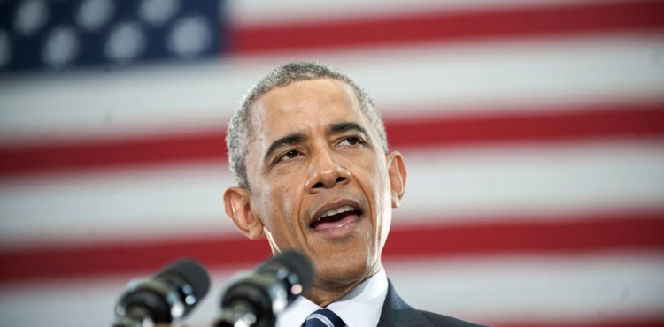 US President to Unveil New Pollution Bill Monday