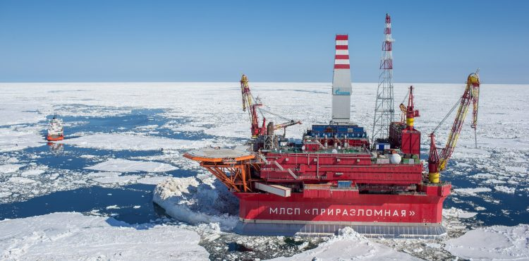 Russia Expands Claims of Oil Resources in Arctic