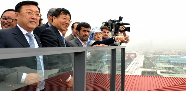 Chinese Demands Jeopardize Joint Oil Projects with Iran, says Iran