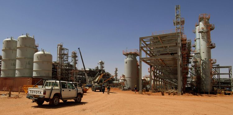 Oman Completed 80% of Gas Project