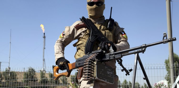 Kurds Share Oil Wealth with IOCs to Get Around Baghdad's Strictures