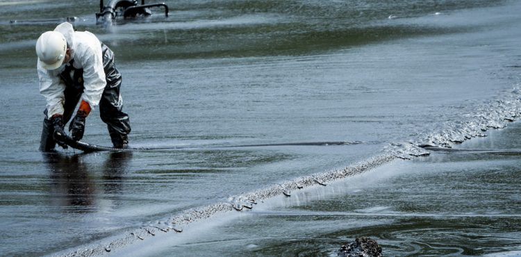 Shell Spills Nearly 2,100 Barrels of Oil into Gulf of Mexico