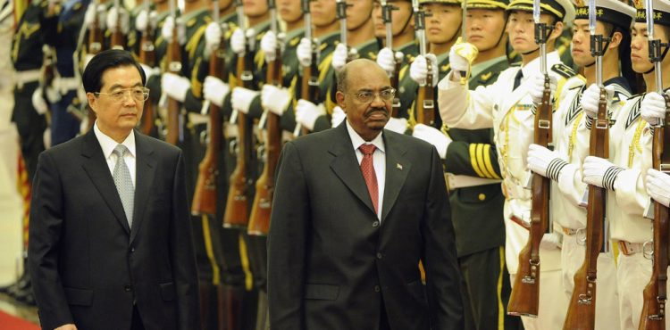 China Eying Oil, Gas Investments in Sudan