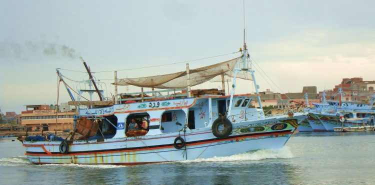 Egypt to Issue Fuel Smart Cards for Fishing Vessels