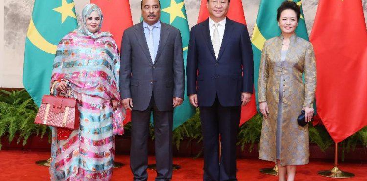 Mauritania Seeks to Develop Partnership with China