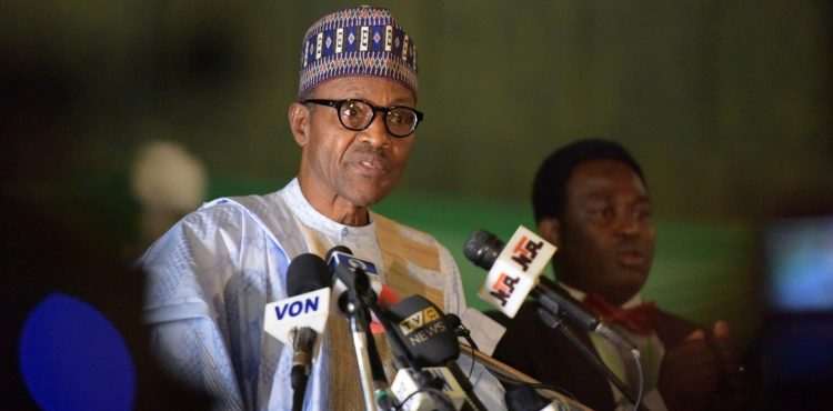 Buhari Thanks China for Intercepting Nigeria's Stolen Crude