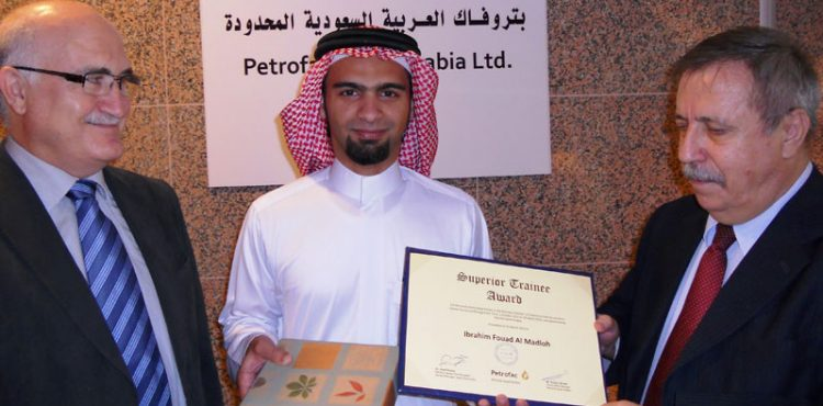 European Companies to Help With Saudi Gas Transformation