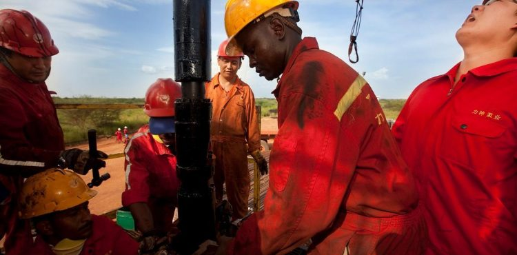 China's Crude Oil Import from West Africa Expected to Rise