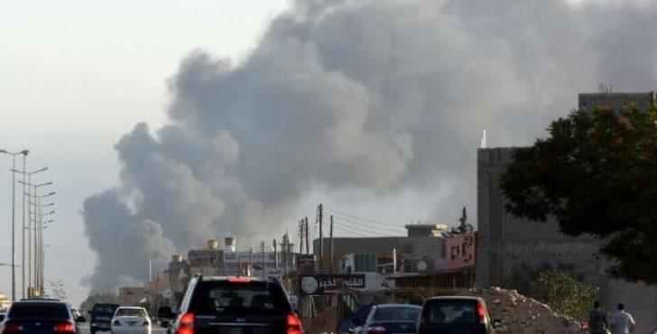Libya, Fire at Two Oil Storage Tanks at Abu Tifl Field