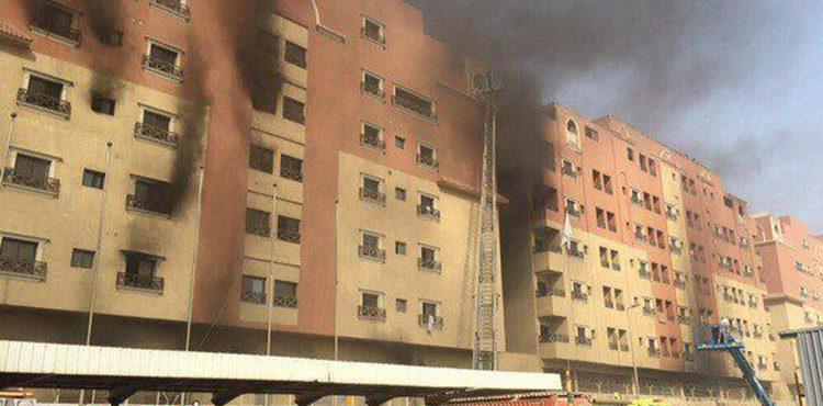 Investigators Place Blame of Aramco Expatriate Fire on Short Circuit