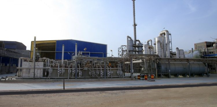 Fertilizer Factories Demand Gas From Ministry After Production Stoppages