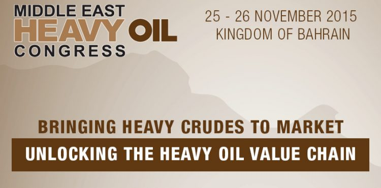Bahrain to Host Heavy Oil Technology Conference