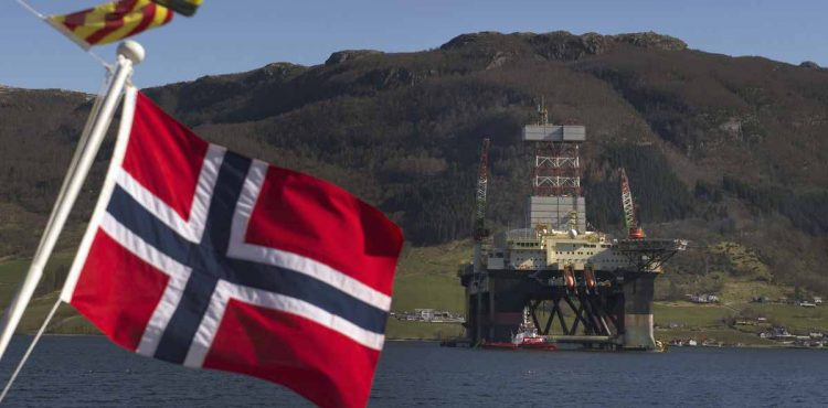 Norway Strikes Threaten to Curtail Norway's Output by 8%