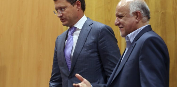 Russia to Build Iranian Nuclear Power Plants