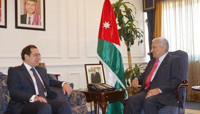 Egypt, Jordan in Energy Talks