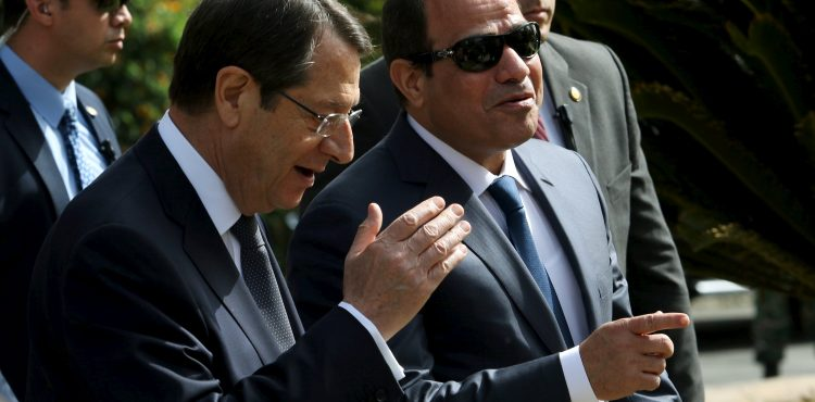 Egypt, Cyprus, Greece Discuss Energy Cooperation