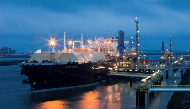 Total to Build LNG Terminal in Ivory Coast