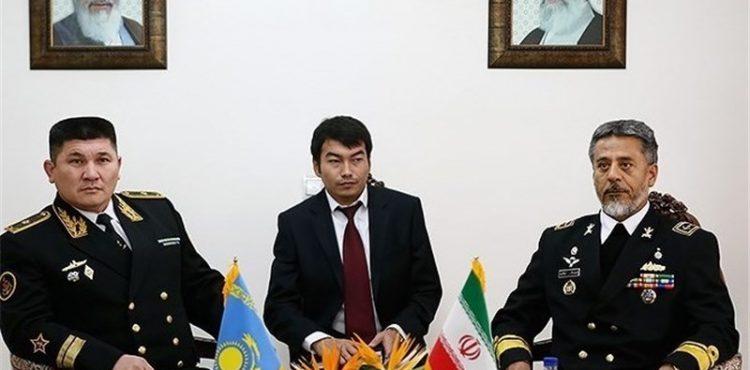 Iran Expanding Energy Cooperation with Kazakhstan, China
