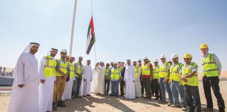 UAE Gas and Green Projects Expand on Schedule
