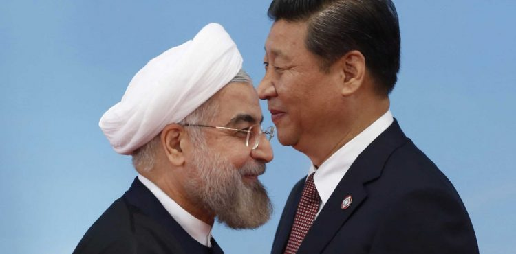 Iran's China Exports Rise With Post-Sanction Energy Cooperation Plans