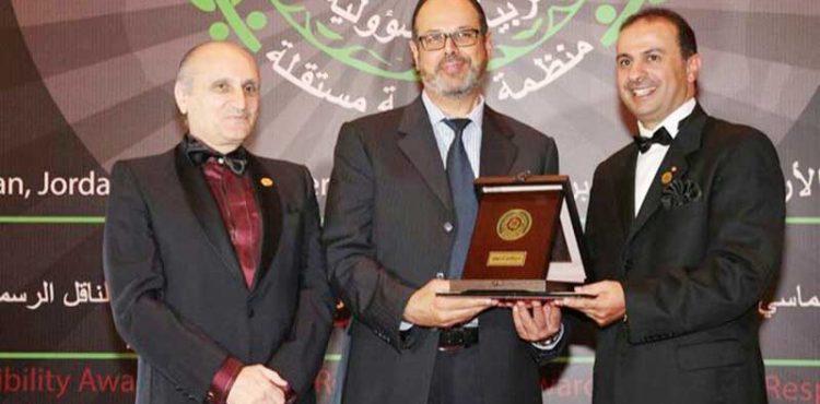 Bapco Wins Gold Award at Arab CSR Conference