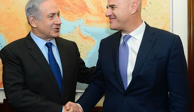 Israeli PM Meets Italy's Eni to Discuss Regional Cooperation