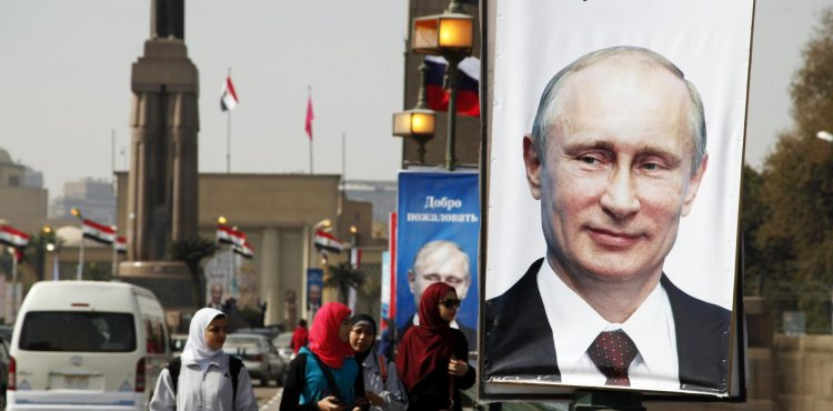 Egypt, Russia Finalize Nuclear Plant Deal