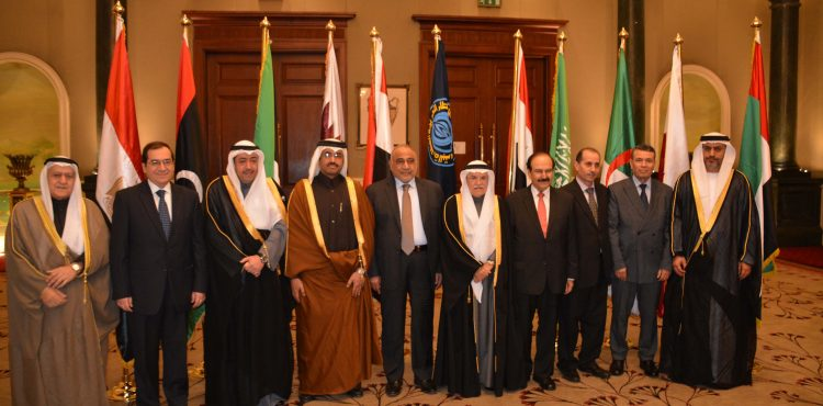 President Sisi Meets with OAPEC Ministers