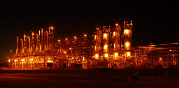 Russia's Lukoil, Gazprom to Develop Iran's Oil Fields