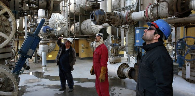Iran to Build Spanish Refinery for Post-Sanction Export Push