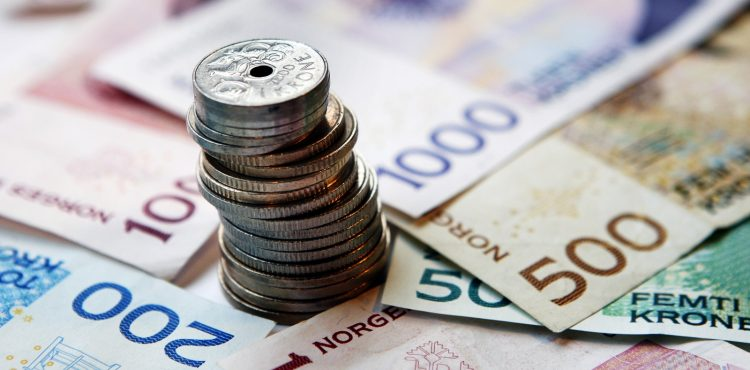 Norway's Krone Dropped over Oil, Industrial Production Slump