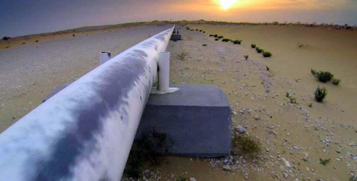 Egypt, Jordan, Iraq Affirmed Joint Oil, Gas Pipeline Projects