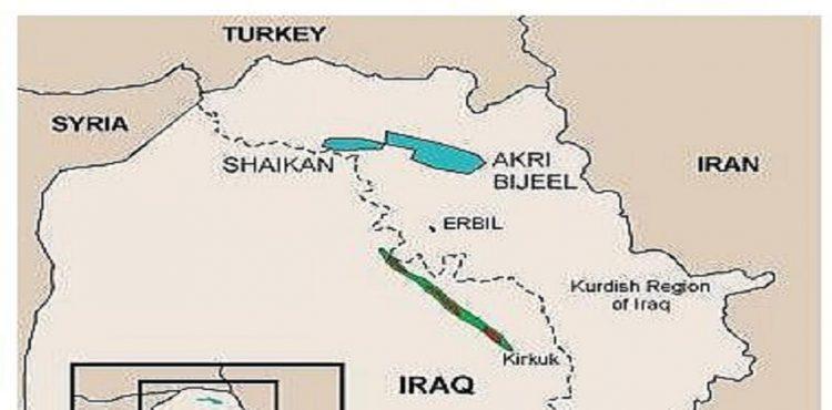 Kurdistan Proceeds $15m in Payment to Gulf Keystone Petroleum