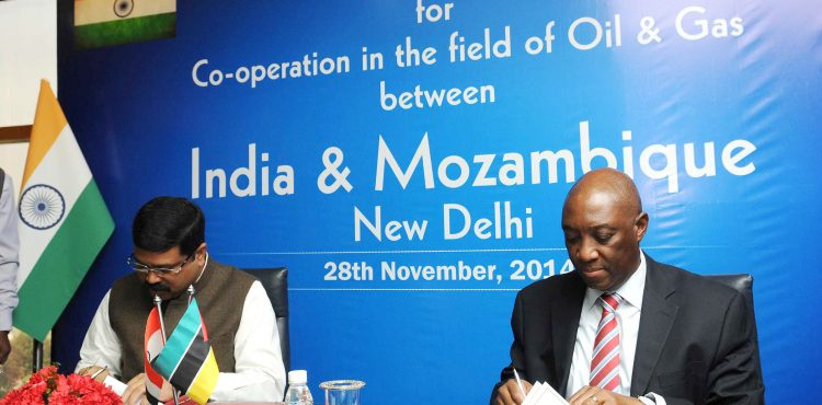 Mozambique Received over $8b in Investments from India