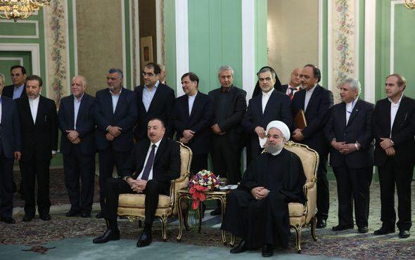 Iran, Azerbaijan to Launch Oil,Gas Cooperation in Caspian Sea