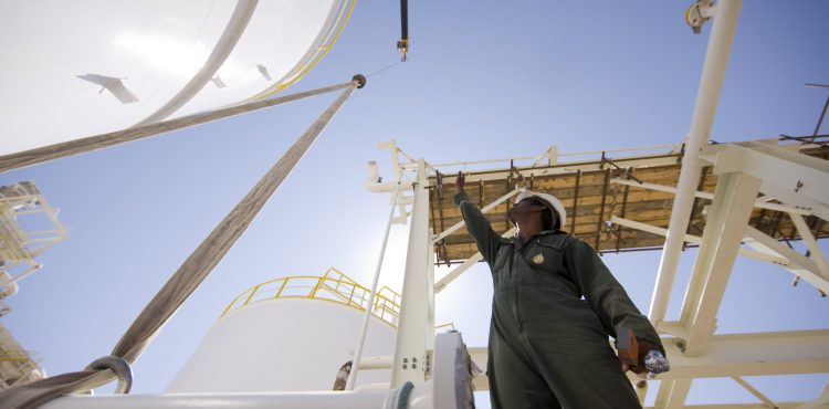 PDO Announces New Gas Find in Oman